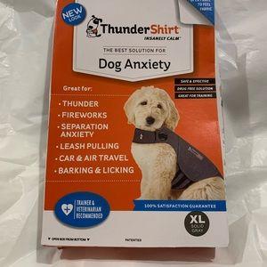 Thunder Shirt Dog Anxiety Jacket